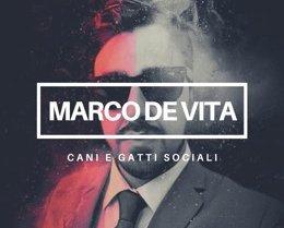 Cani e gatti sociali: Il nuovo singolo del cantautore Marco De Vita