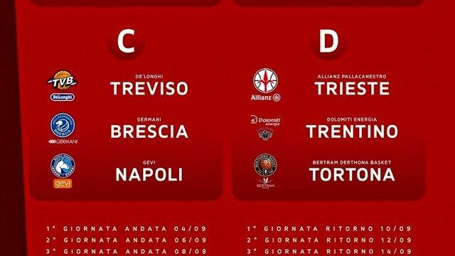 GeVi Napoli, esordio casalingo in Supercoppa