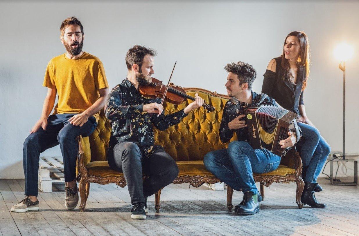 La world music ai piedi del Vesuvio. TornaEthnos, festival internazionale di musica etnica.