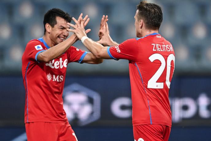 Fiorentina-Napoli 1-2. LOZANO E RRHAMANI affondano la Fiorentina
