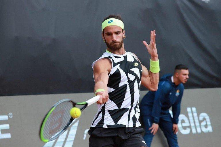 Tennis: Torneo Napoli. Pellegrino in finale, Travaglia eliminato
