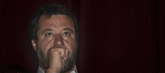 Salvini, la pacchia è finita. Esce malconcio dalle urne che aveva invocato con orgogliosa sicurezza